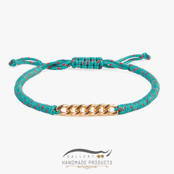 دستبند طلا زنانه فلیکس