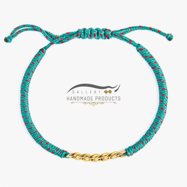 عکس دستبند طلا زنانه فلیکس
