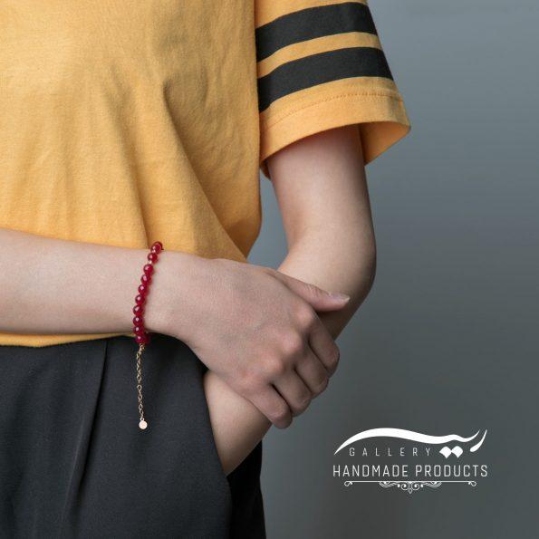 مدل دستبند طلا زنانه گلوریا