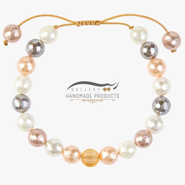 عکس دستبند طلا زنانه نیل