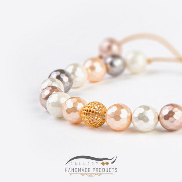 جدیدترین عکس دستبند طلا زنانه نیل