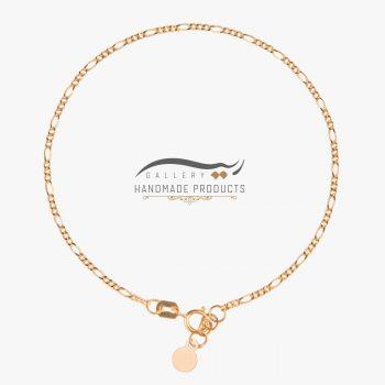 عکس دستبند طلا زنانه اورو