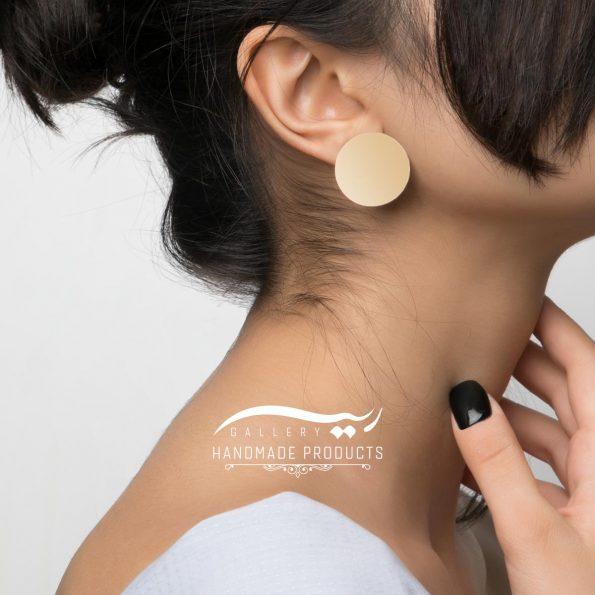 مدل گوشواره طلا زنانه کلئوپاترا