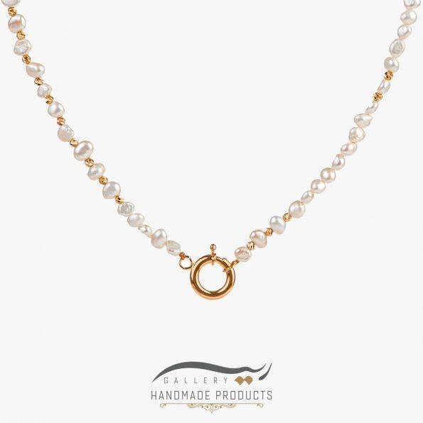 گردنبند طلا زنانه آیلین