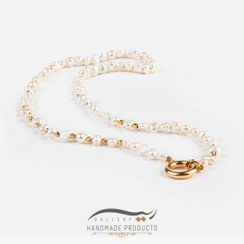 عکس گردنبند طلا زنانه آیلین