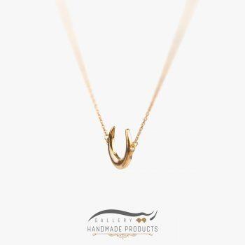 عکس گردنبند طلا زنانه لونا