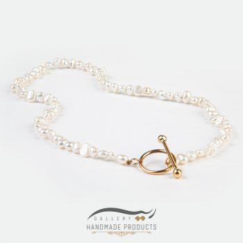 عکس گردنبند طلا زنانه اوریانا