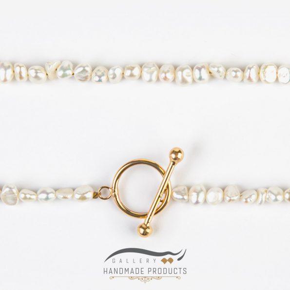 تصویر گردنبند طلا زنانه اوریانا