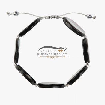 عکس دستبند طلا زنانه چشم ماهی