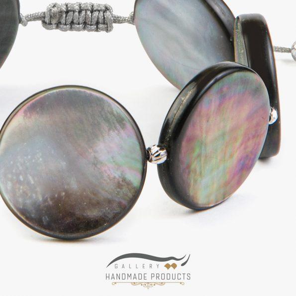 جدیدترین عکس دستبند طلا زنانه چشم ماهی