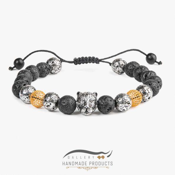 دستبند طلا مردانه دیگو