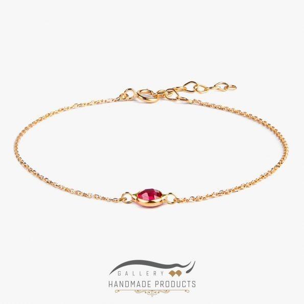 دستبند طلا زنانه بنیتا