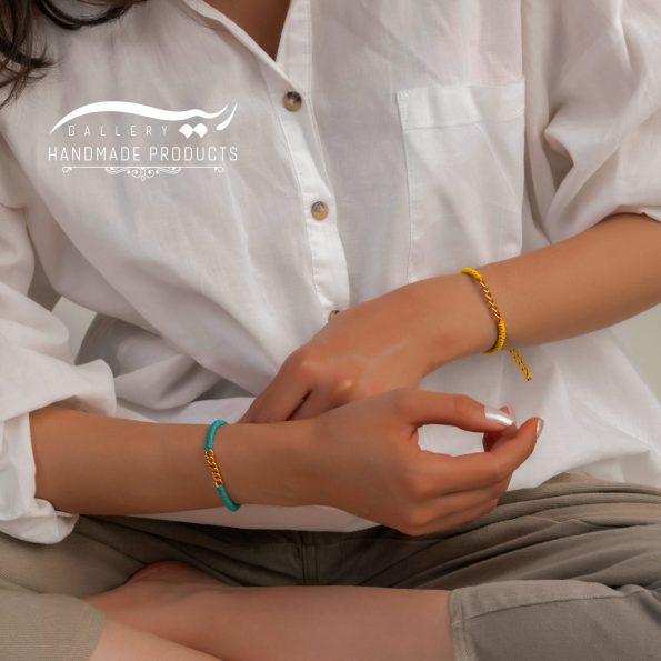 مدل دستبند طلا زنانه ماریا