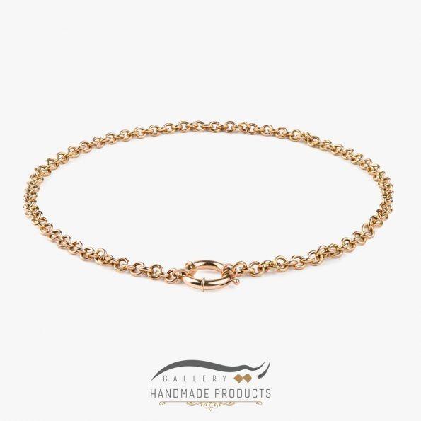 عکس گردنبند طلا زنانه رولو