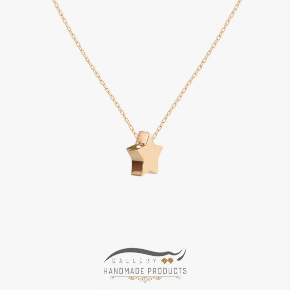 عکس گردنبند طلا زنانه تارا