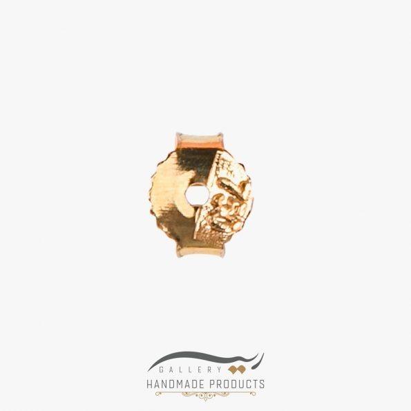 عکس پشت گوشواره طلا زنانه