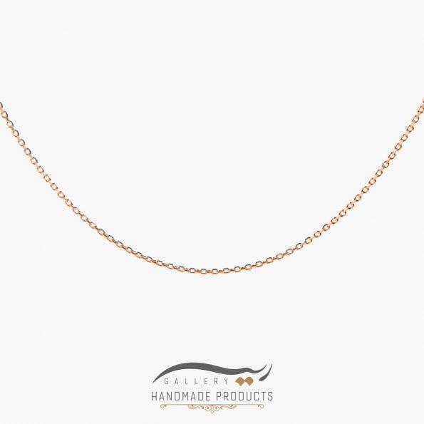 زنجیر طلا زنانه فلامینگو