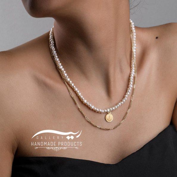 مدل گردنبند طلا زنانه اورو