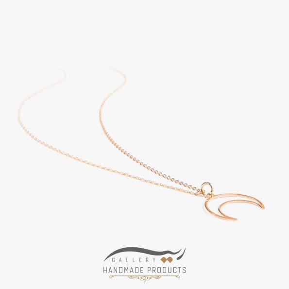 عکس گردنبند طلا زنانه فیبی