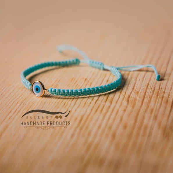 تصویر دستبند طلا زنانه ماریانا