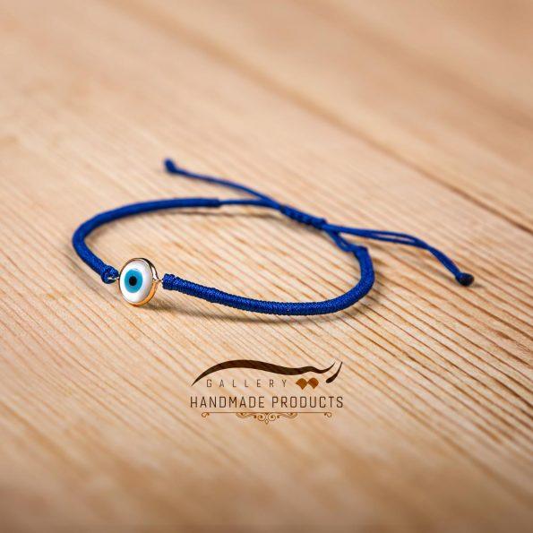 تصویر دستبند طلا زنانه یوتا