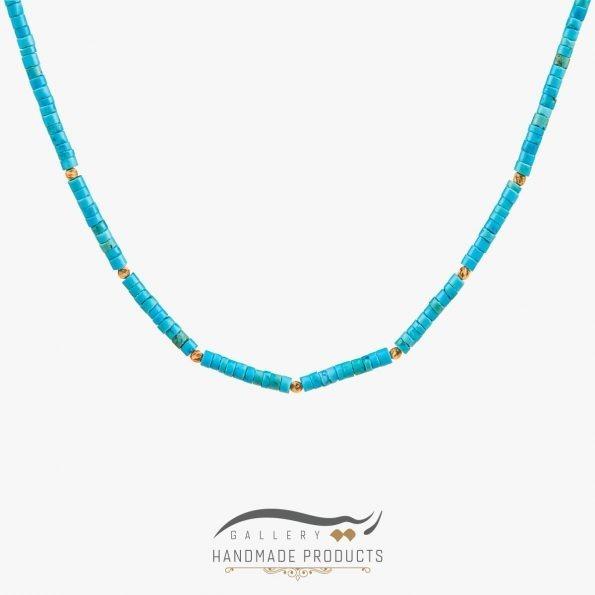 گردنبند طلا زنانه ارس