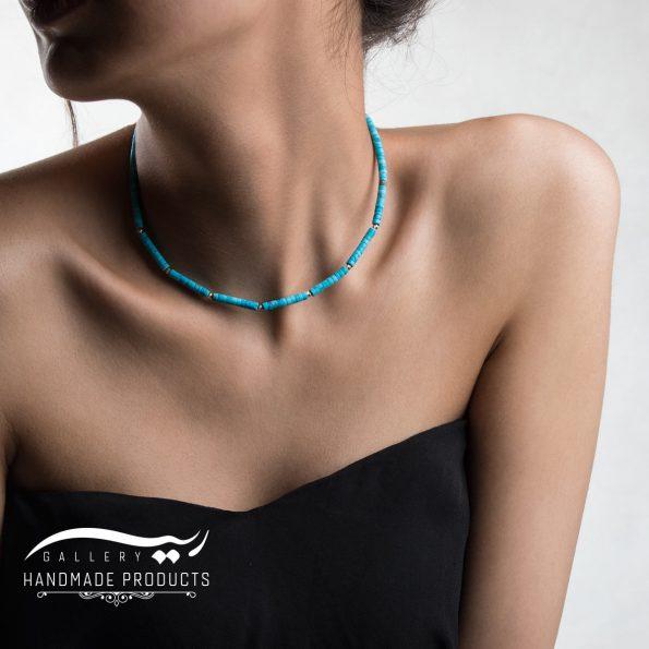 مدل گردنبند طلا زنانه ارس