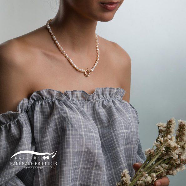 مدل گردنبند طلا زنانه آیلین