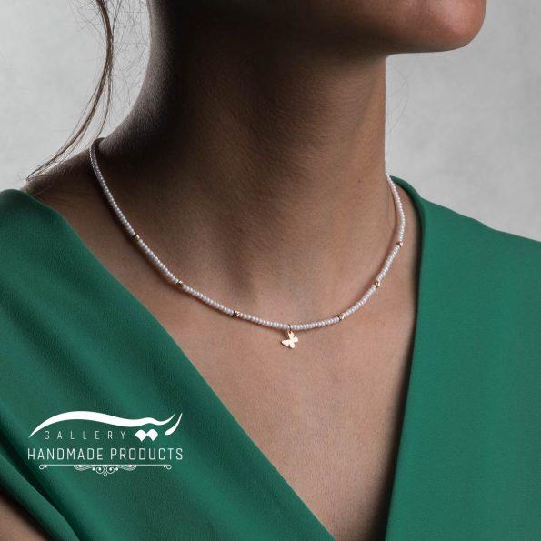مدل گردنبند طلا زنانه پرپروک