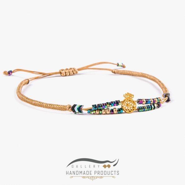 جدیدترین عکس دستبند طلا زنانه نارین