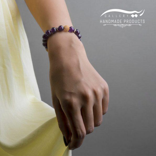 مدل دستبند طلا زنانه آماتیس