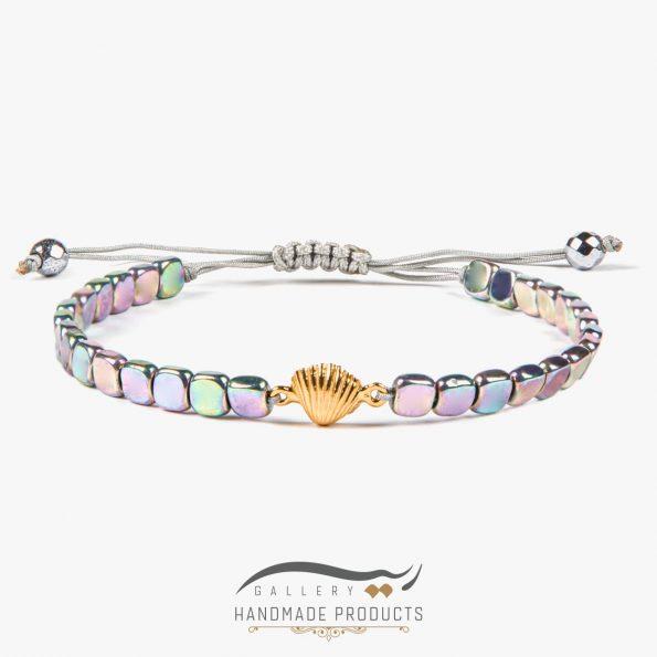 دستبند طلا زنانه فلینا