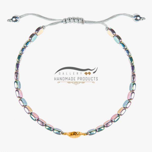 عکس دستبند طلا زنانه فلینا