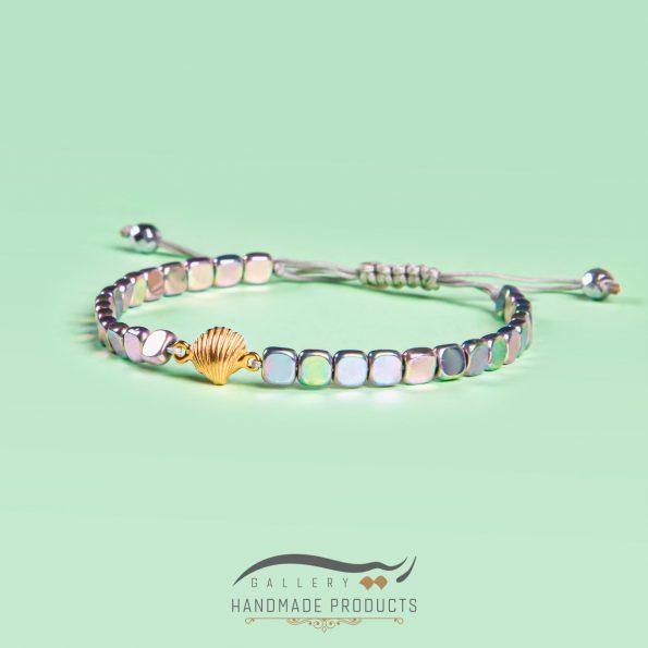 جدیدترین عکس دستبند طلا زنانه فلینا