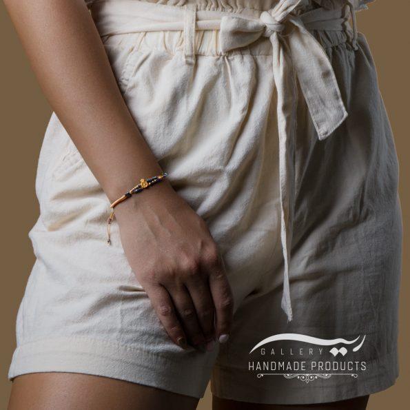 مدل دستبند طلا زنانه نارین