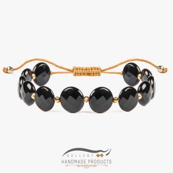 دستبند طلا زنانه الهه شب