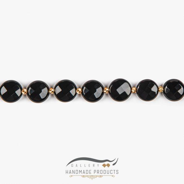 جدیدترین تصویر دستبند طلا زنانه الهه شب