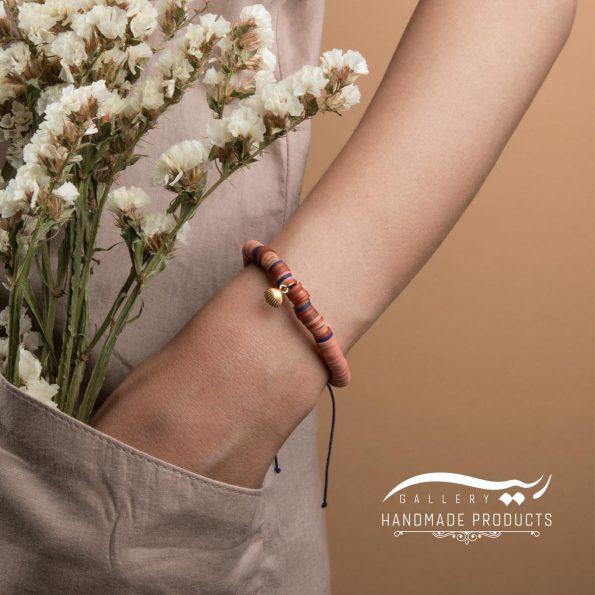 مدل دستبند طلا زنانه ساحل سرخ