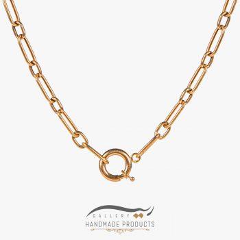 گردنبند طلا زنانه هرمیا