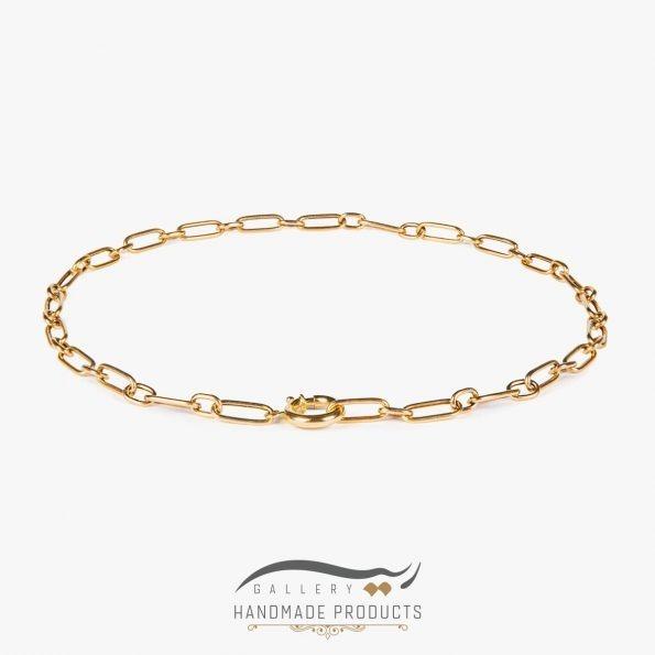 عکس گردنبند طلا زنانه هرمیا