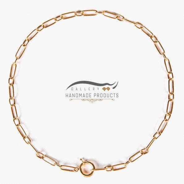 جدیدترین عکس گردنبند طلا زنانه هرمیا