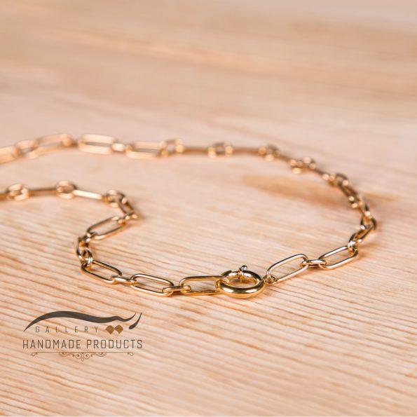 بهترین مدل گردنبند طلا زنانه هرمیا