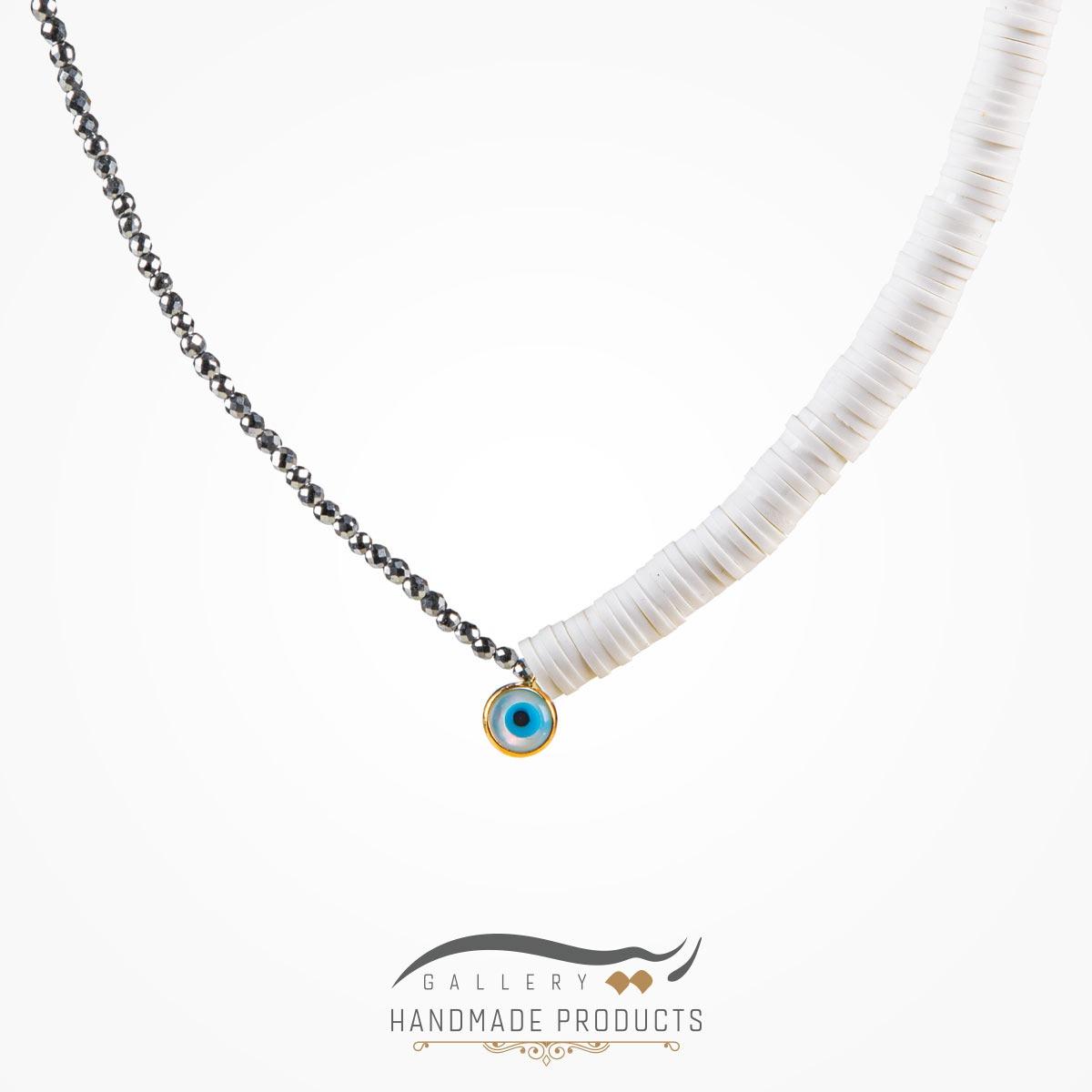 گردنبند طلا زنانه مدیترانه