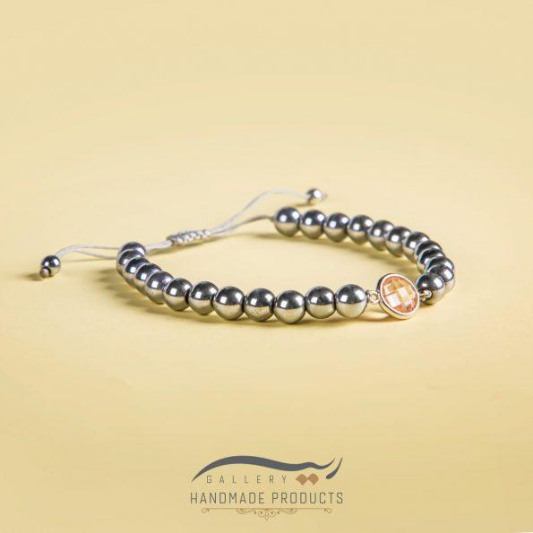 جدیدترین عکس دستبند نقره زنانه رزادو