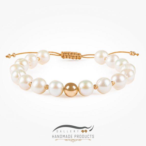 دستبند طلا زنانه آرادخت