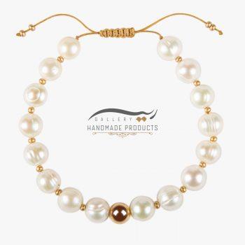 عکس دستبند طلا زنانه آرادخت