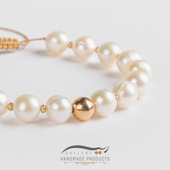 تصویر دستبند طلا زنانه آرادخت