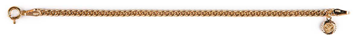 تصویر دستبند طلا زنانه کارتیه
