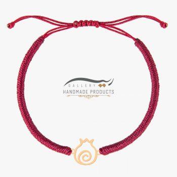 عکس دستبند طلا زنانه ناری