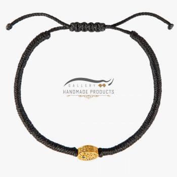 عکس دستبند طلا زنانه اسکریبل